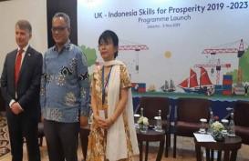 Inggris Kucurkan 8 Juta Poundsterling untuk Pendidikan Vokasi Maritim di Indonesia