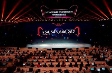 Untung Alibaba Gara-gara Perang Dagang