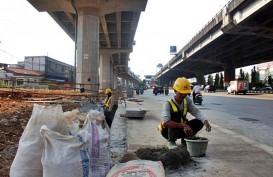 Proyek Infrastruktur Dinilai Biang Kerok Likuiditas Bank Seret