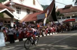 Cristian Reaileanu Tercepat di Etape IV Tour de Singkarak