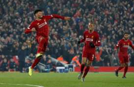 Hasil Liga Champions, Liverpool & Napoli Dekati 16 Besar
