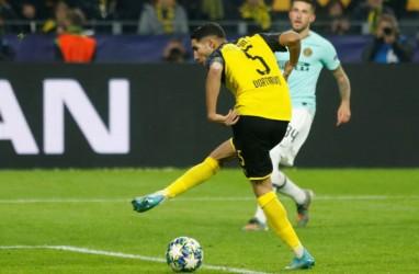 Hasil Liga Champions : Barca Tersandung di Camp Nou, Dortmund Sikat Inter
