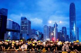 Perusahaan di Seluruh Dunia Terpukul Aksi Protes Hong Kong