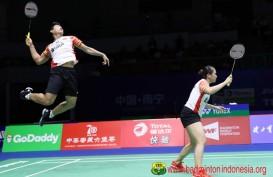 Hasil Fuzhou China Open 2019: Praveen/Melati Menang, Hafiz/Gloria Takluk