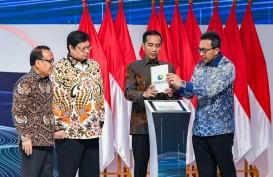 Perbanas Beri Rekomendasi Layanan Keuangan Nusantara Kepada Jokowi