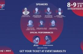 Gandeng Ridwan Kamil, Yoris Sebastian, dan Raisa, Ideanation Future Festival 2019 'Home of Innovation' Siap Digelar