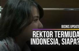 Risa Santoso Rektor Milenial di Indonesia