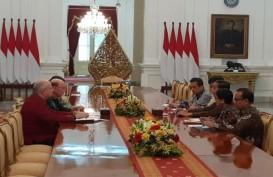 Mendag AS Wilbur L. Ross Bertemu Presiden Jokowi, Negosiasi GSP Bakal Selesai Desember 2019