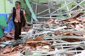 Penyebab Ambruk Atap SD di Pasuruan Diketahui