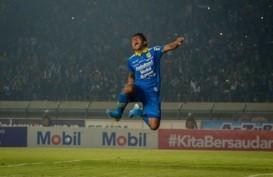 Hasil Liga 1 : Bali United Tersandung di Sleman, Persib & PSM Dekati Papan Atas