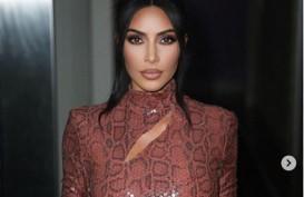 Akankah Kim Kardashian Setop Berbusana Seksi di Usia 40 Tahun?