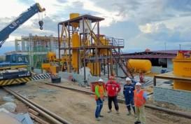 Tahun Depan, Bumi Resources Minerals (BRMS) Kejar Produksi Bijih Emas 100.000 Ton