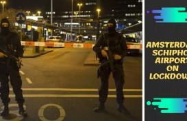 Pilot Salah Pencet Alarm Pembajakan, Bandara Schiphol Siaga I