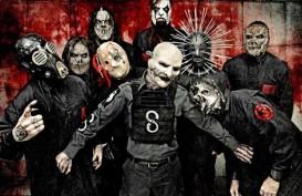 Padatnya Jadwal Slipknot Sebelum Konser di Jakarta