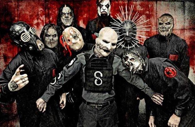 Band Slipknot - Metalheadzone