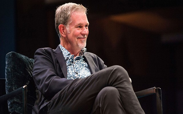 CEO Netflix Reed Hastings - Variety