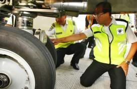 Dunlop Kucurkan Rp1 Triliun Bangun Pabrik Vulkanisir Ban Pesawat Terbang