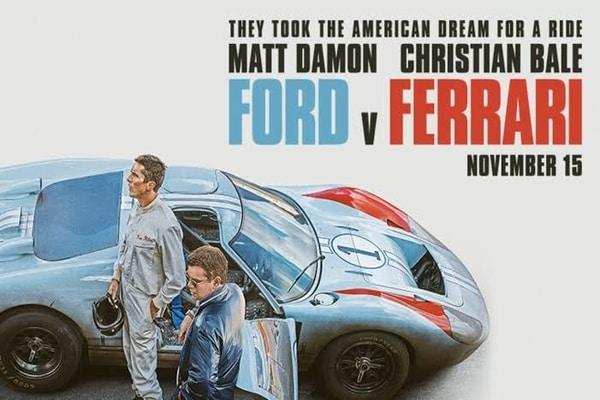 Cover film Ford v Ferrari / Dok. 20th Century Foc
