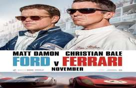 Matt Damon dan Christian Bale Bersaing di Ford v Ferrari
