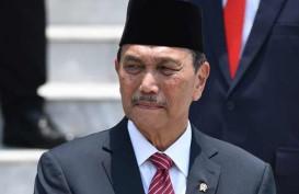 Kisruh Garuda-Sriwijaya, Menko Luhut: Kongsi Dilanjutkan 3 Bulan dan Diaudit BPKP