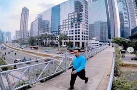 Pak Anies, Fungsi Utama JPO untuk Menyeberang Bukan…
