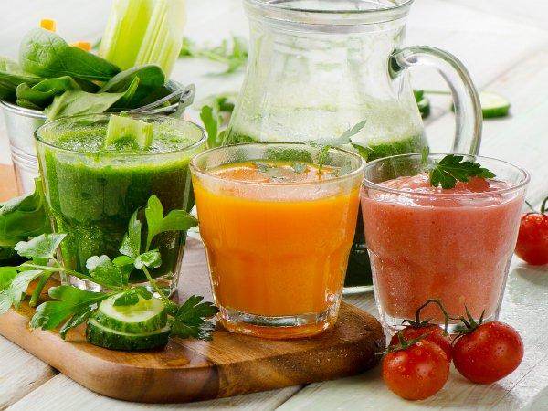 Aneka jus buah dan sayur untuk kesehatan - Istimewa