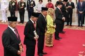 Jokowi Berikan Gelar Pahlawan Nasional kepada 6 Tokoh Bangsa