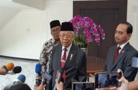 Jenderal Andika Perkasa Jadi Wakil Panglima TNI, Wapres Ma'ruf Amin : Tunggu Presiden