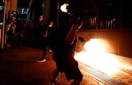 Terjatuh dari Gedung Parkir, Mahasiswa Hong Kong Tewas saat Pembubaran Demo