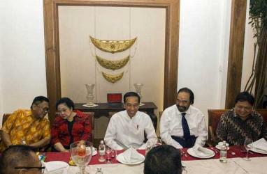 Hubungan Politik Mega dan Paloh Tergantung Kepentingan Termasuk Koalisi 2024