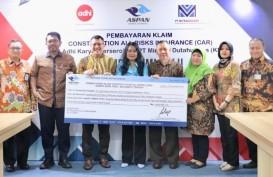 Aspan Bayarkan Klaim Asuransi Rp19 Miliar untuk Kerusakan Irigasi Akibat Gempa Palu