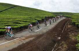 3 Pembalap Tercepat Catat Waktu yang Sama di Etape VII Tour de Singkarak