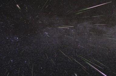 3 Hujan Meteor pada Bulan November