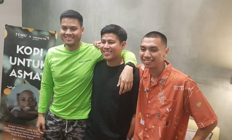 Grup vokal RAN. JIBI/Bisnis - Akbar Evandio