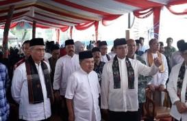 Ini Tiga Saran JK Untuk Pembangunan Masjid Apung di Ancol Senilai Rp50 Miliar