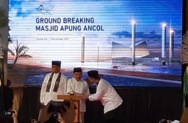 Anies : Masjid Apung Ancol Bakal Punya Keunikan