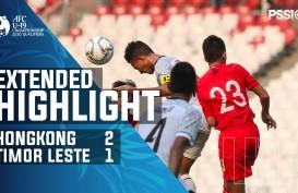 Piala AFC U-19: Hong Kong Tekuk Timor Leste 2-1, Peringkat ke-3 Grup K. Ini Video Streamingnya