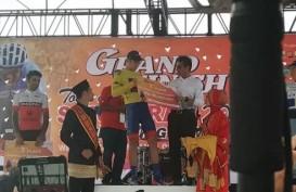 Jesse Ewart Juara Tour de Singkarak 2019