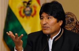 Presiden Evo Morales Mengundurkan Diri