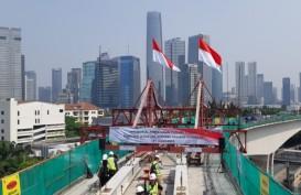 Pembangunan Lintas Rel Terpadu Tahap II Rampung dalam 3 Tahun