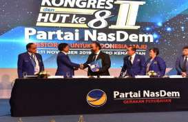Surya Paloh Resmi Ketum Partai Nasdem 2019-2024