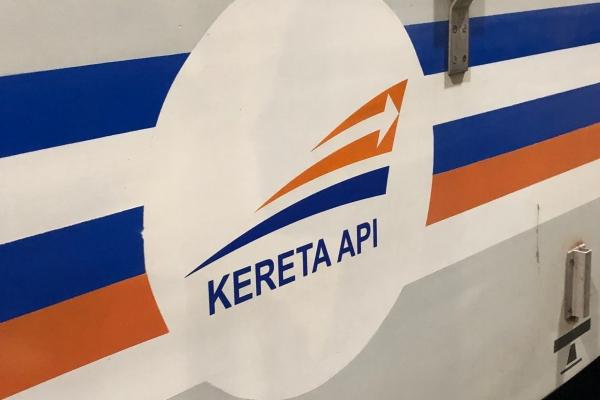 Logo Kereta Api - Bisnis/Akhirul Anwar