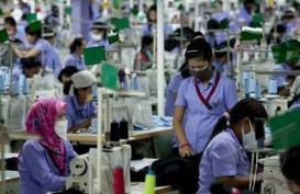Pelaku Industri Alas Kaki Tolak Penambahan Upah Minimum Sektoral