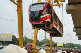 Menhub Ingin LRT Jabodebek Beroperasi Serentak 2021