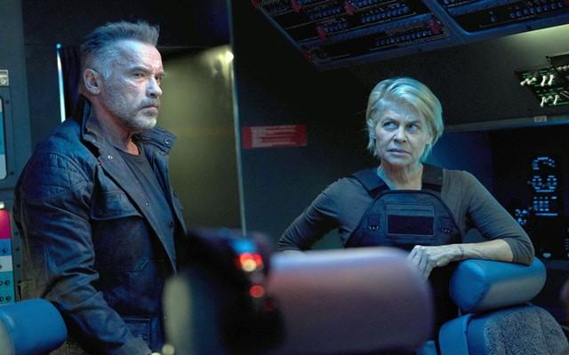 Film Terminator: Dark Fate (2019) - Paramount Pictures