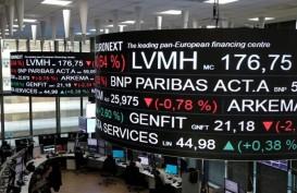 Pasar Saham Global Rontok Didera Isu AS-China dan Protes Hong Kong