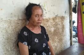 Teror Penyiraman Air Keras di Jakbar: Penjual Sayur ini Berharap Pelaku Ditangkap