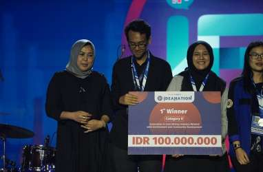 Tim Inovasi Asal ITB Menangkan Kompetisi Nasional Ideanation