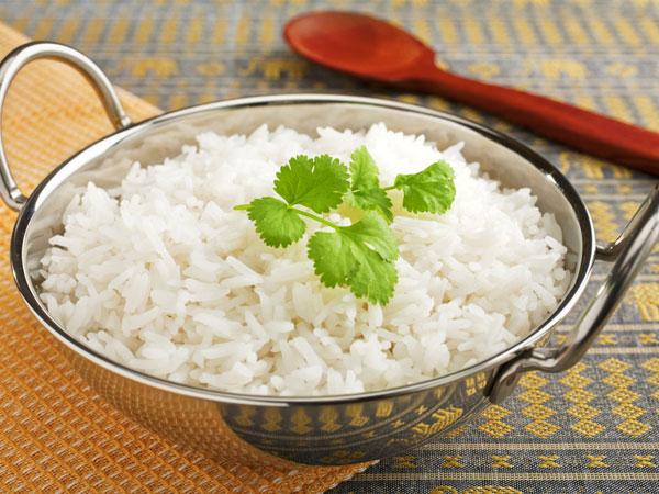 Nasi putih2 - boldsky.com
