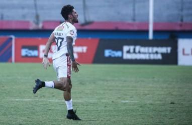 Hasil Liga 1 : Imbang vs Bali, Persipura Gagal Geser Madura United